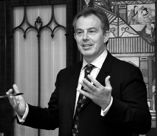 Blair, Tony; politician, 10-2005 copy