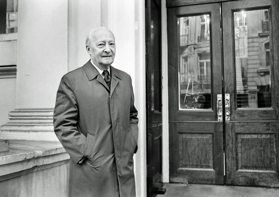 Lutoslawski, Witold; composer,  1989-02s